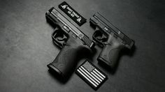 Smith and wesson pistols!