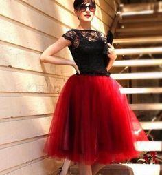 Swing Dolly Tutu Skirt