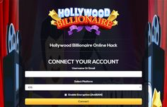Hollywood Billionaire Unlimited Diamonds Unlimited Views Online Hack and Cheats http://aifgaming.net/hollywood-billionaire-online-hack-cheats/
