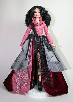 Barbie Convention Doll 2010 by marsonico, via Flickr B Fashion, Fashion Dolls, Fashion Outfits, Beautiful Barbie Dolls, Barbie Dream, Barbie Convention, Pink Doll, Barbie Collector, Barbie World