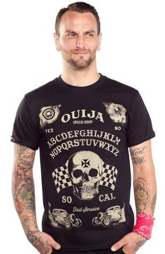 La Marca Del Diable Ouija T-Shirt #mens #tee #kysa