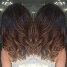 """""""Tiger Eye"""" Hair Color Is the It Dye Trend For 2017 When it comes to subtle ombré fades and highlights on the hair, we've seen everything from balayage to tortoiseshell and ecaille take off. Tiger Eye Hair Color, Hair Color And Cut, Brown Hair Colors, Fall Hair Color For Brunettes, Brown Hombre Hair, Dark Fall Hair Colors, Hair Color Ideas For Dark Hair, Rich Hair Color, Cabelo Tiger Eye"""