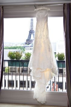 Don't even care what the dress looks like!  This is where every girl should get to hang her dress