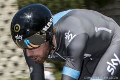 PezCycling News - ATOC'14 St.2: A dominating performance by Bradley Wiggins in Folsom on Monday saw the bearded knight take the win by 44 seconds ahead of Rohan Dennis (Garmin-Sharp) and 52 seconds ahead of Taylor Phinney (BMC). Pic:DarrellParks/PezCyclingNews