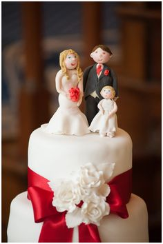 Gosfield Hall Cake Toppers