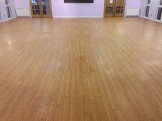 Amtico floor cleaning at Newmarket British School of Racing ~ Art of Clean - UK - 01223 863632 http://www.artofclean.co.uk/wood-sanding/