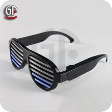 LED Sunglasses Sound Controlled, LED Sunglasses Sound Controlled direct from Shenzhen Great-Favonian Electronics Co., Ltd. in China (Mainland)