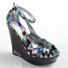 Journee Collection Eliza Platform Wedge Sandals - Women
