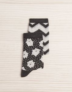 Pack of animal pattern socks