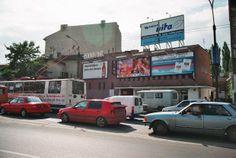 Kino Robotnik, ul. 1. Maja, lata 90. XX w.