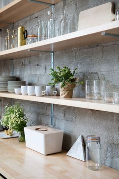 Kitchen of the Week: Epoch Films' Friendly-Industrial Loft Kitchen
