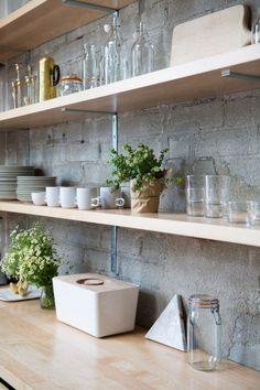 Kitchen of the Week: Epoch Films' Friendly-Industrial Loft Kitchen