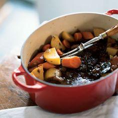 <p>Classic Beef Pot Roast</p>