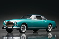 1954 Chrysler GS-1 Special by Ghia