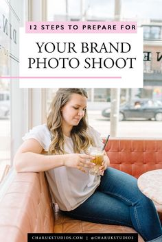 12 Steps to Prepare for Your Brand Photo Shoot — Charuk Studios Personal Branding, Branding Your Business, Creative Business, Corporate Branding, Logo Branding, Typography Logo, Branding Ideas, Business Coach, Online Business