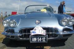 1958 - Chevrolet Corvette - front