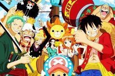 Anime One Piece Brook (One Piece) Zoro Roronoa Usopp (One Piece) Sanji (One Piece) Nico Robin Tony Tony Chopper Nami (One Piece) Franky (One Piece) Sunny (One Piece) Wallpaper One Piece Manga, One Piece Équipage, One Piece New World, One Piece Crew, Sabo One Piece, One Piece Luffy, 0ne Piece, One Piece Wallpaper, Chibi Wallpaper