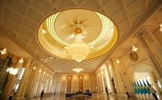 15 Most Exciting Presidential Residences in the World