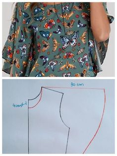 Offcanvas template for Bootstrap Dress Sewing Patterns, Blouse Patterns, Clothing Patterns, Blouse Designs, Sewing Blouses, Frocks For Girls, Fashion Design Sketches, Diy Clothing, Dressmaking