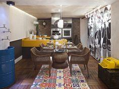 Decoração para inspirar: cozinhas gourmet, com ilha e americana - Notícias - Casa GNT