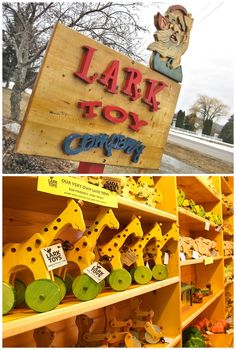 17 Toy Stores That Will Change Your Kids' Lives. Your kids want to go to there. #2: LARK TOYS in KELLOGG MN!!! (my friends' store!!) visit: www.larktoys.com/