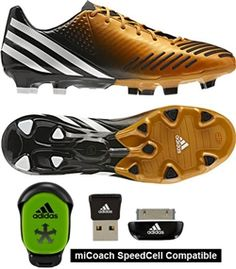 Your online store to shop for Soccer Cleats, Jerseys and More! Soccer Shoes, Soccer Cleats, Adidas Predator Lz, Trx, Sports Equipment, Black Adidas, Footwear, Football, Bright