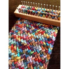 Loom Knitting Inspiration