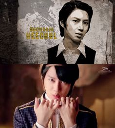 Super Junior - Mamacita MV Heechul