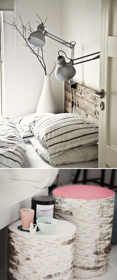Breezy bedroom inspiration