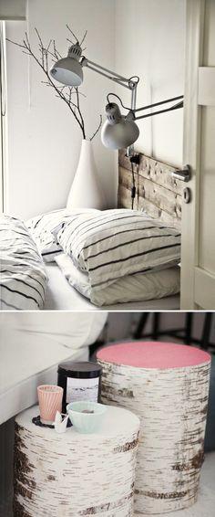 Breezy bedroom inspiration