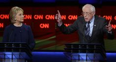 #Clinton, #Sanders duke it out over new #debate scheduling...