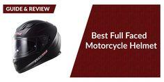 best-full-faced-motorcycle-helmet