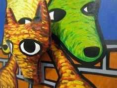 O artista paulistano Dan Mabe apresenta exposição no Uvaia Hostel, com uma mistura de desenho, pintura sobre tela, escultura, instalações e intervenções urbanas pela cidade de São Paulo. A mostra , que se inicia no dia 2 de março com direito a discotecagem, vai até 2 de maio, todo os dias da semana, das 10h às 22h, com entrada Catraca Livre.