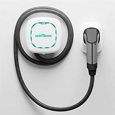 Electric Car Charger, Ev Charger, Bluetooth, Wi Fi, Wall Boxes, Pulsar, Cable, Led, Headphones
