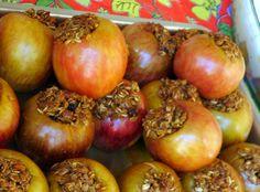 (WIN!) Lanche saudável: maçã assada