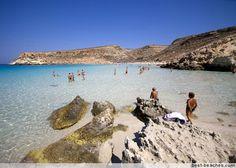 Spiaggia dei Conigli - Sicily Beaches