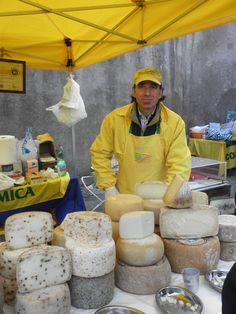Rome, Farmer's Market