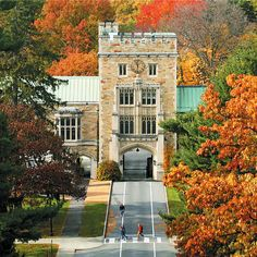 Vassar College | 41 Scenic College Campuses That Were Made For Instagram