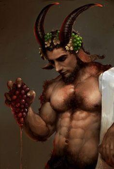 [Image: Of Ritual Madness and Ecstasy by Amdhuscias. Visit this talented artist at: http://amdhuscias.deviantart.com/]