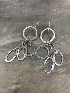 80b4e33b7 Silpada Hammered 925 Sterling Silver Large Link 3