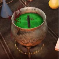 The Wiggenweld Potion is a healing potion with the power to awaken a person from a...