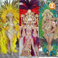 Brazilian Carnival Costumes, Rio Carnival Costumes, Caribbean Carnival Costumes, Carnival Outfits, Carnival Festival, Holiday Festival, Diy Angel Wings, Samba Costume, Festival Costumes