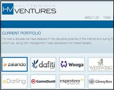 Holtzbrinck Ventures trades its stakes in 7 Rocket Internet startups for a direct 2.5% stake in the incubator itself