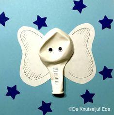 Creatief met ballonnen | ballonnen | knutselen | creatief | feest | De Knutseljuf Ede Spoon Rest