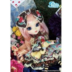 Muñeca Pullip Groove Jun Planning ALICE DU JARDIN PINK Version VER Doll | eBay