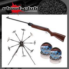 """Perfecta .32 """"Garten"""" - Set inkl. Schießspiel und Munition     - Weitere Informationen und Produkte findet Ihr unter www.shoot-club.de -   #perfecta #Munition #shootclub"""