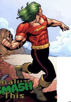 Leonard Samson Comic Book Characters, Comic Books Art, Comic Art, Book Art, Fictional Characters, Hulk Marvel, Spiderman, Dc Comics Superheroes, Marvel Comics