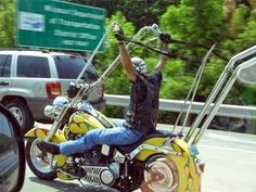 funny motorcycles picture