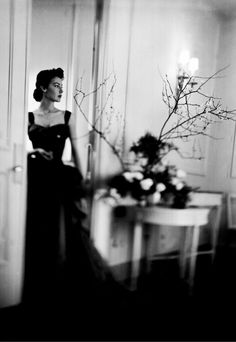 PHOTO: Portrait - Ava Gardner photographed by Arnold Newman Vintage Glamour, Old Hollywood Glamour, Vintage Hollywood, Vintage Beauty, Classic Hollywood, Vintage Fashion, Hollywood Stars, Hollywood Boulevard, Vintage Couture
