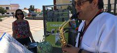 El Hospital Valle de Los Pedroches conmemora el Día Mundial sin Tabaco con música